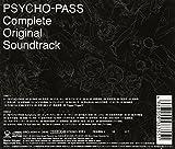 Animation Soundtrack - Psycho-Pass Complete Original Soundtrack (2CDS) [Japan CD] SRCL-8295