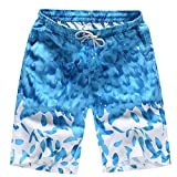 Best Amurleopard Mens Swimwear - Amur Leopard Mens Qucik-Dry Surfing Sunbath Swimming Shorts Review