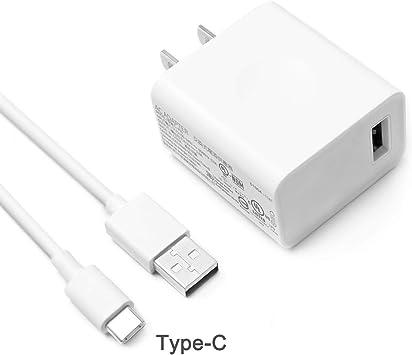 10W 5V 2A Foldable USB AC Wall Charger BLACK for Lenovo Yoga Tablet 2 8 10 HD+
