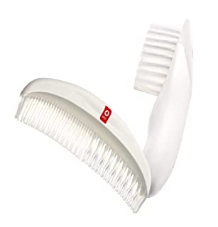 The First Years American Red Cross Comfort Care Comb And Brush Y7067A