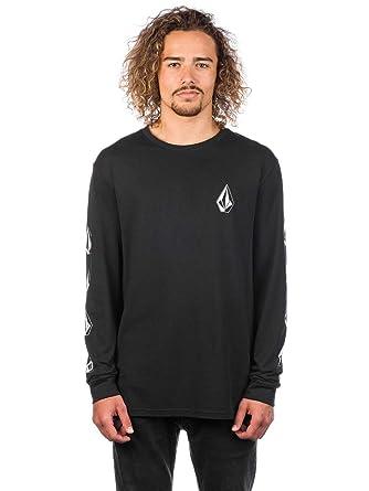 60194b202 Longsleeve Men Volcom Deadly Stone Basic T-Shirt LS: Volcom: Amazon.co.uk:  Sports & Outdoors