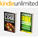 Low Carb: Ketogenic Diet: 2 in 1 Bundle: Over 100 Top Low Carb Keto Diet Recipes Including Diet Plans to Lose 22 Pounds in 30 Days (Ketosis, diabetes, ... diet, low carb, low carb diet, weight loss)