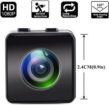 Mini Cámara Hawkeye Firefly HD 1080P FPV Micro Cámara de ...