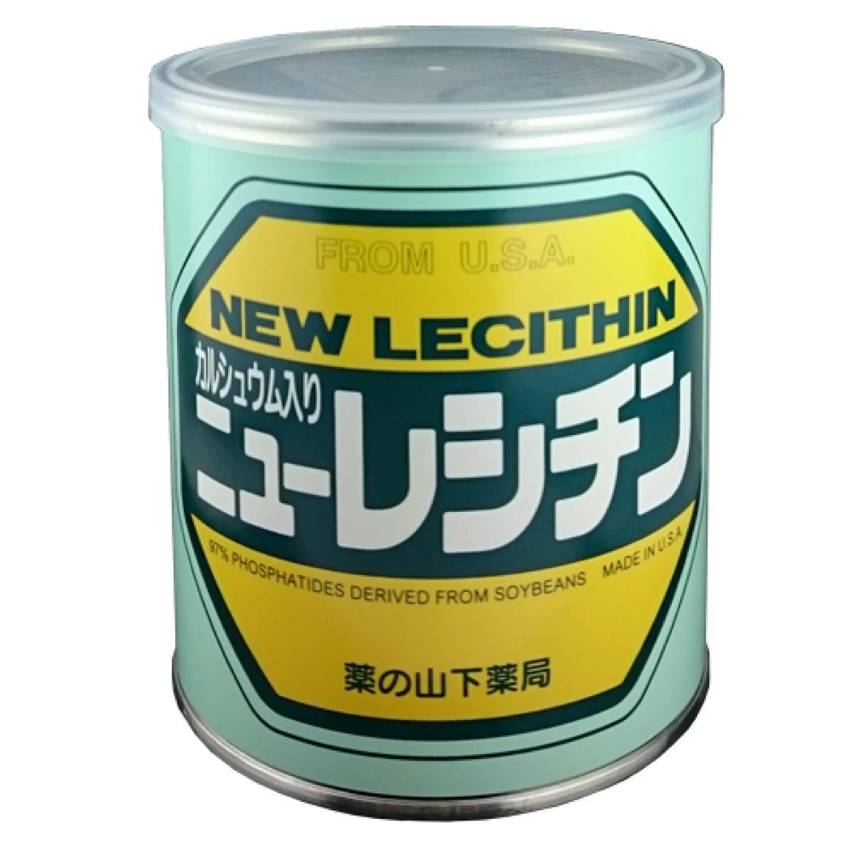 【6個セット】 カルシュウム入り ニューレシチン 280g 6個セット  B01E88KELO