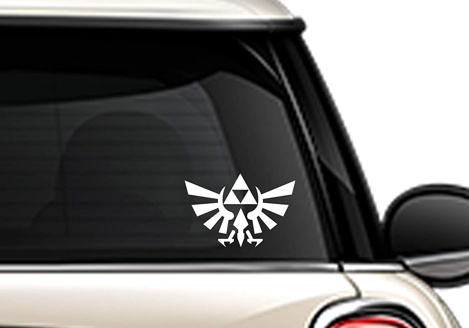 Legend of Zelda Automotive Decal//Bumper Sticker