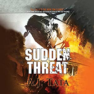 Sudden Threat Audiobook
