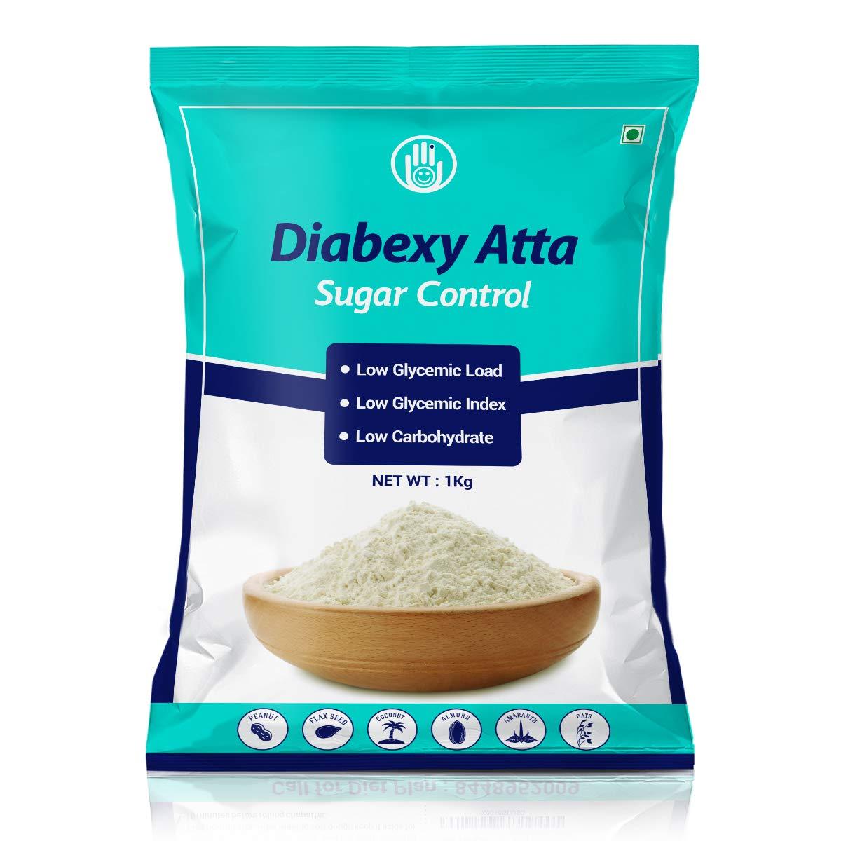 Diabexy Atta Sugar Control for Diabetes - 1kg