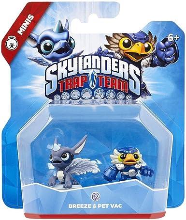 ACTIVISION Skylanders Trap Team: Mini 2 Pack (Breeze, Pet-Vac ...