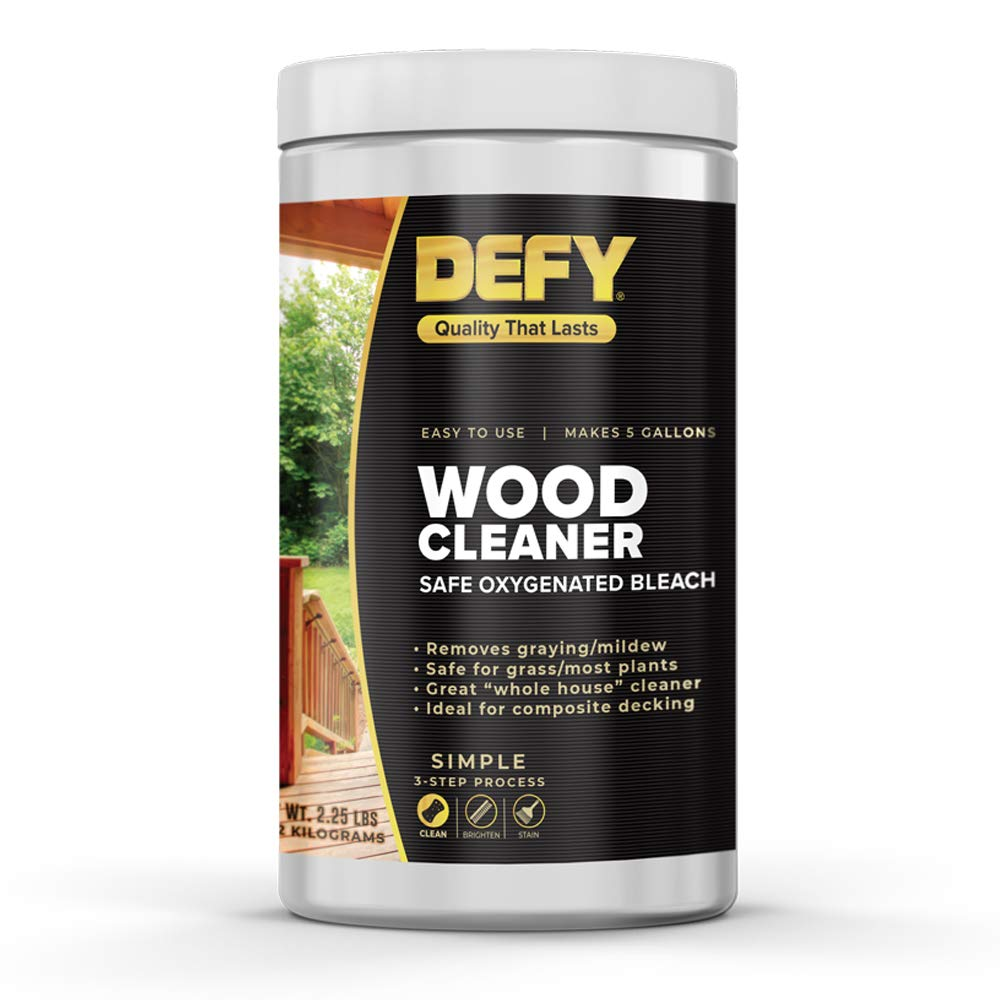 DEFY 2.25 lbs Wood Cleaner by DEFY