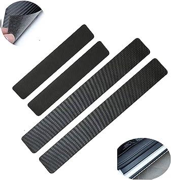 , Black Car Door Edge Guards Automotive Door Trim Protector Strips U Shape Metal Push-on Edge Trim Door Ding Protector Fit for Most Vehicles 5-Meter 16-FT