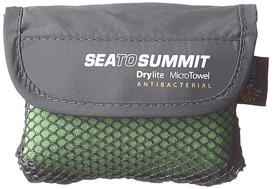 Sea to Summit Drylite Towel - Toalla de viaje antibacteriano: Amazon.es: Deportes y aire libre
