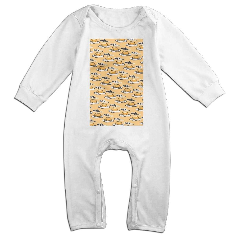 df5f810b3 Amazon.com  Gudetama Cute Baby Girl Boy Clothes Cartoon Baby Clothes ...