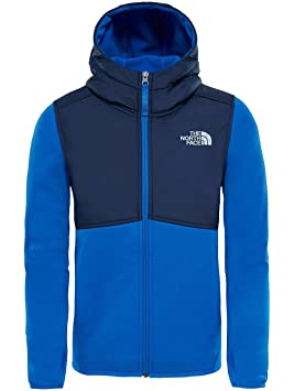 73e2ffa17a7f Image Unavailable. Image not available for. Colour  Fleece Jacket Kids THE  NORTH FACE Kickin It ...