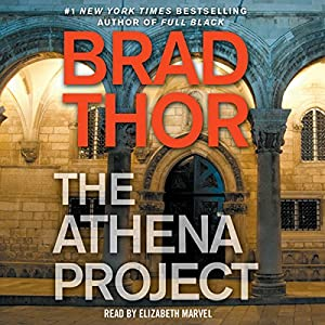 The Athena Project Audiobook