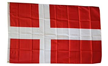 Amazoncom Denmark X DuraPolyTM Polyester World Flag - Denmark flags