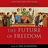 Book cover for The Future of Freedom