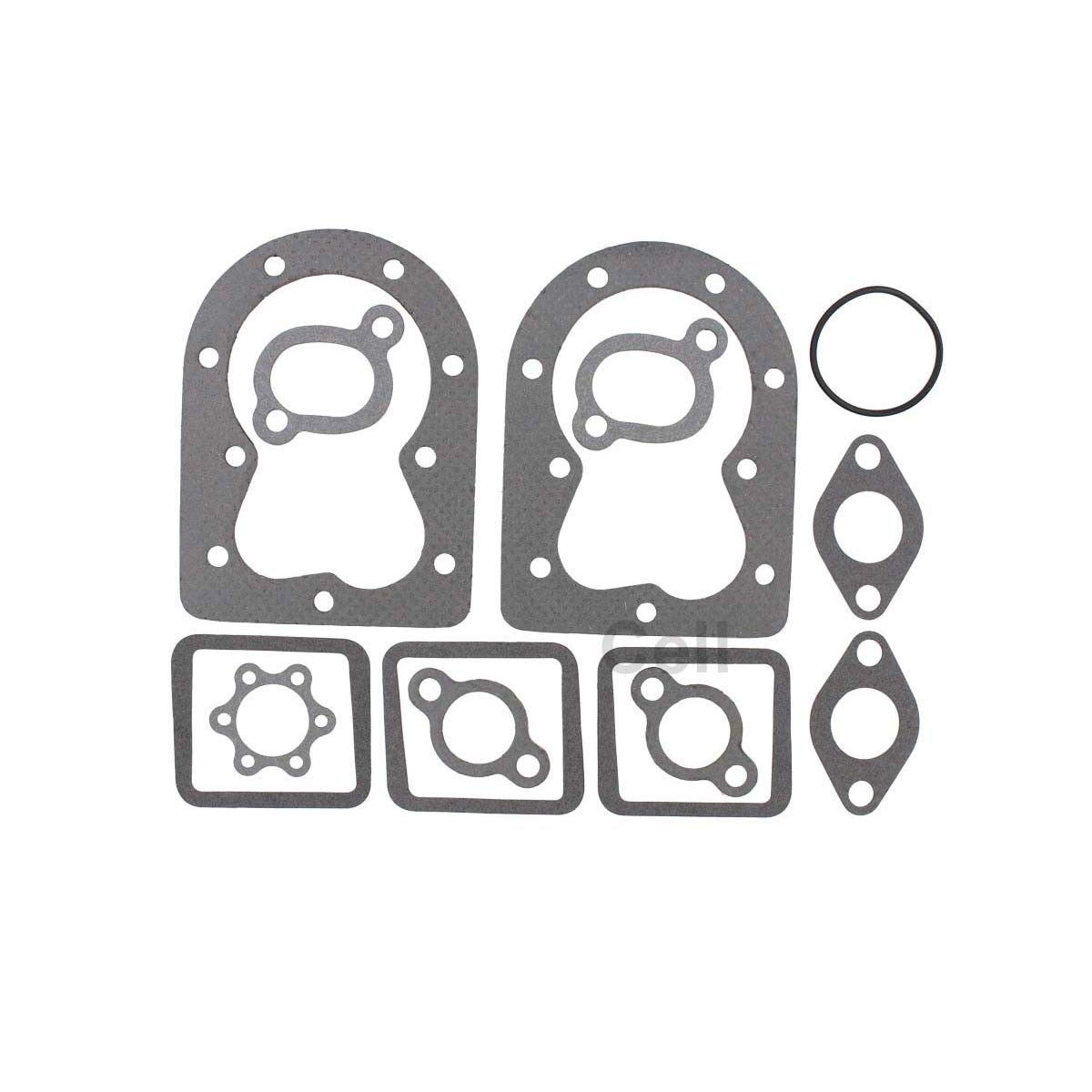 Valve Grind Head Gasket Set for Onan BF-B43-48 P216 P218 P220 Engine 110-3181 HAOCHENG