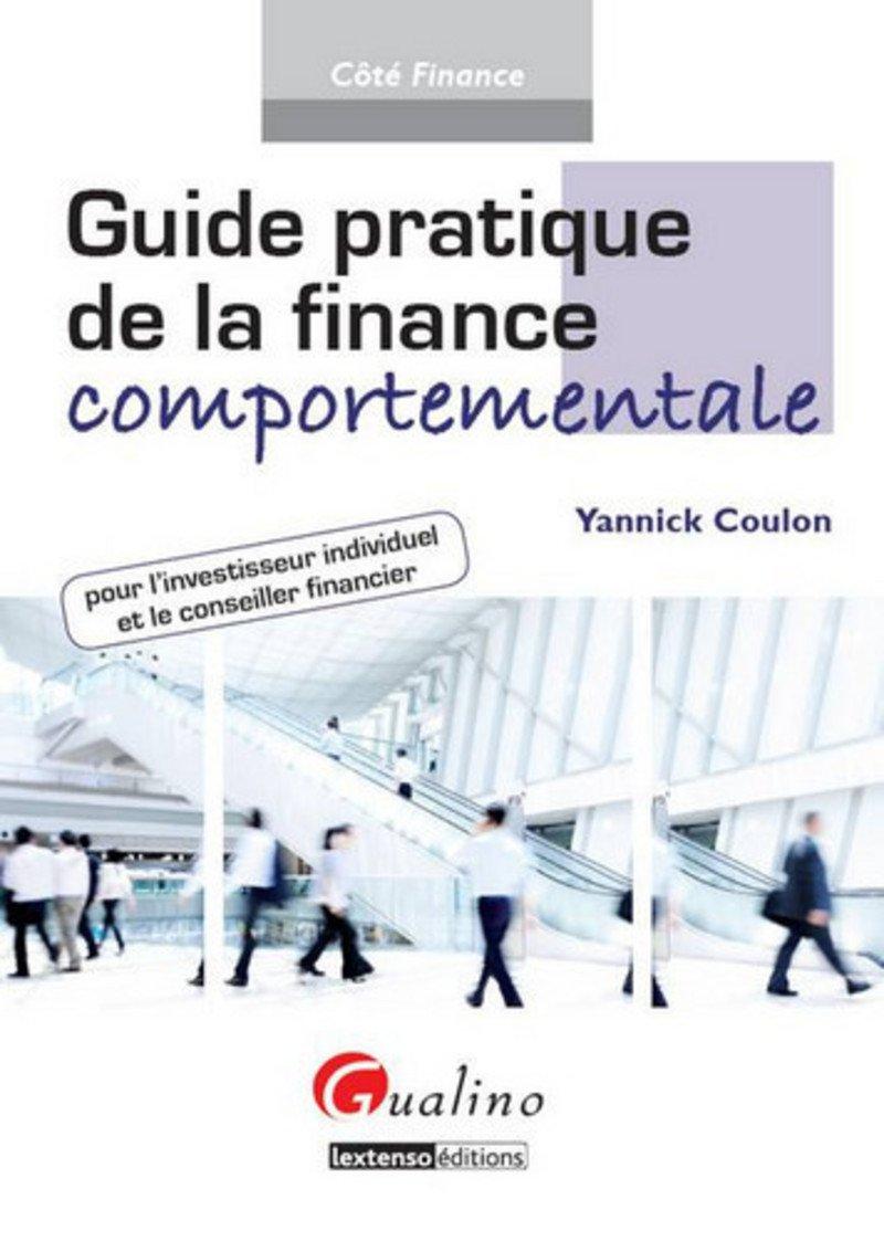 Amazon Fr Guide Pratique De La Finance Comportementale Pour