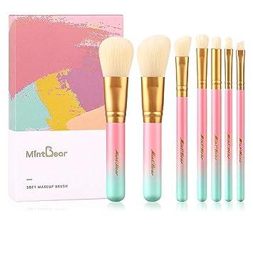 4a8f855f5 AA-SS-Makeup Brush Pinceles de Maquillaje Cosmetics Professional Essential  Kits de Juegos de