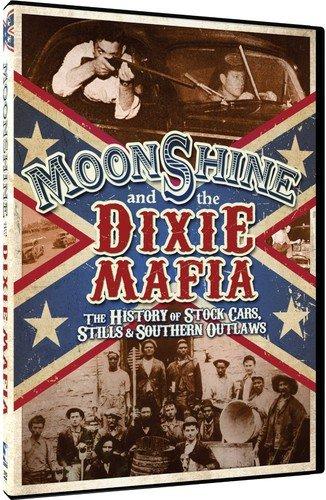 DVD : Moonshine And The Dixie Mafia (DVD)