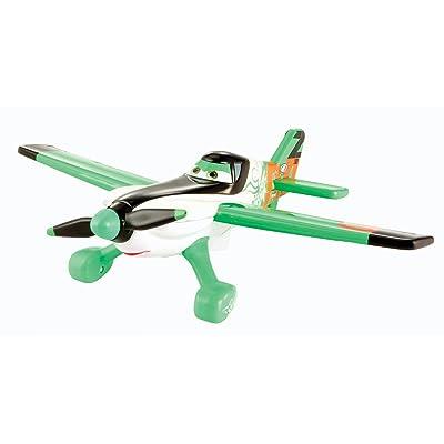 Disney Planes Zed Diecast Aircraft: Toys & Games