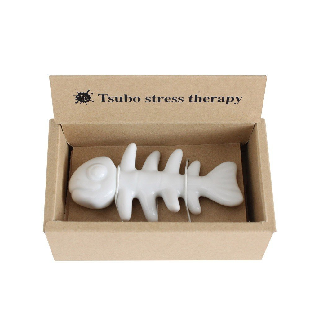 Time Concept Tsubo Stress Therapy - Fish Skeleton