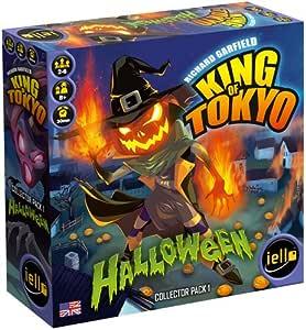 Iello - Juego de Habilidad Halloween (IEL51108) (Importado): Amazon.es: Juguetes y juegos
