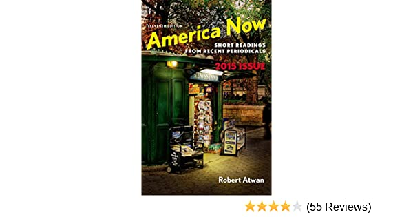 Amazon america now short readings from recent periodicals amazon america now short readings from recent periodicals 9781457687426 atwan books fandeluxe Image collections