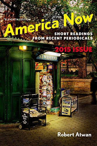 America Now: Short Readings from Recent Periodicals (Save America Now)