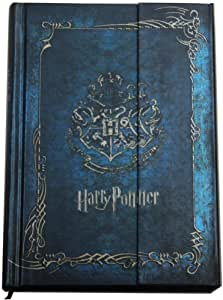 Agenda-diario de estilo vintage con motivo de Harry Potter