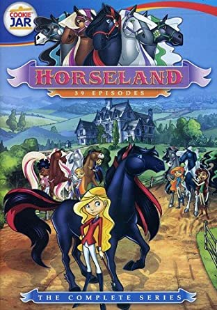 Amazon com: Horseland: The Complete Series: Horseland