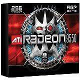 ATI 100-437105 Radeon 9550 256MB 128-bit DDR AGP Video Card