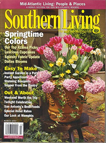 Southern Living March 2007 ()