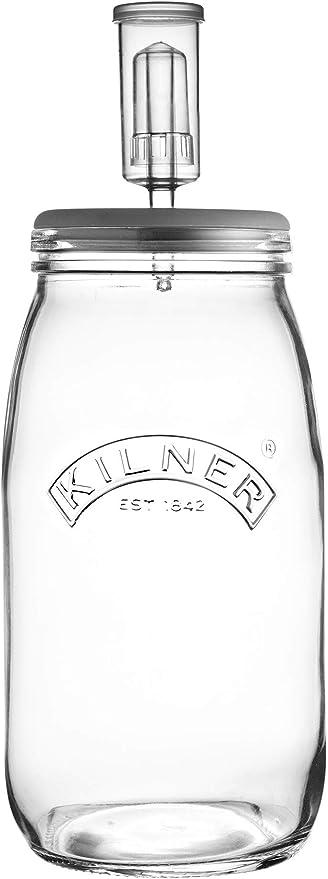 3 x Kilner Mini manipulés Bocal en Verre 140 ml 8663