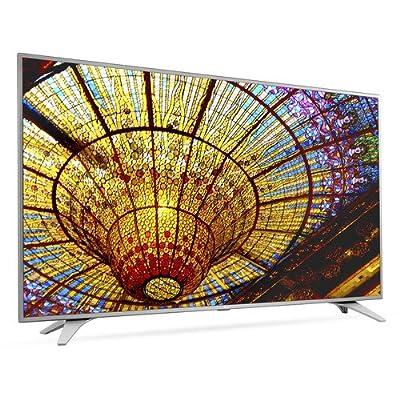 "LG 49"" Class 49UJ6500 (48.5"" Diag.) 4K Ultra HD LED LCD TV (Certified Refurbished)"