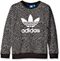 adidas Originals Girls' Trevoil Sweatshirt from Youth adidas originals Child Code (Fashion)