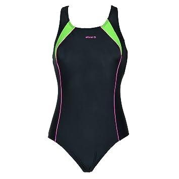 Adidas Mädchen Badeanzug Gr. 176 Sportbadeanzug