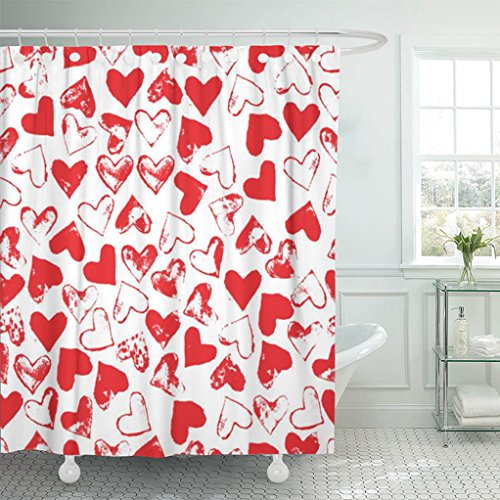 Emvency Shower Curtain 72