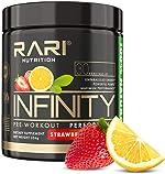 RARI Nutrition - Infinity Pre Workout Powder - Natural Preworkout Supplement