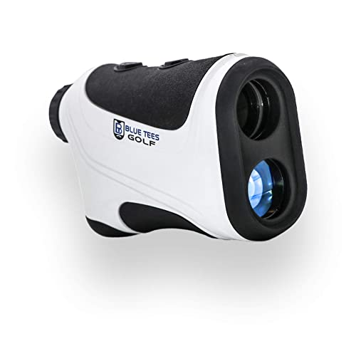 Blue Tees Pro Golf Laser Range Finder