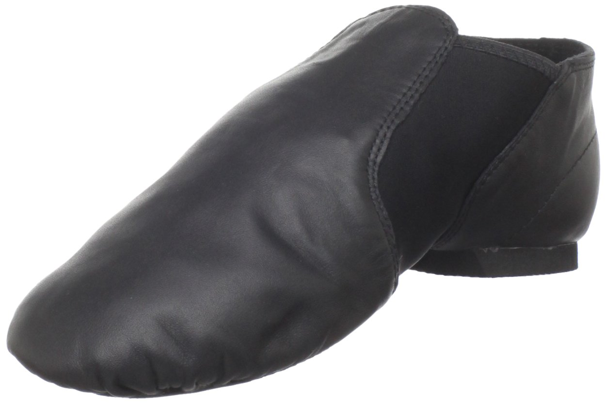 Dance Class Women's GB101 Spandex Gore Jazz Shoe B004XN6X1A 10 B(M) US|Black