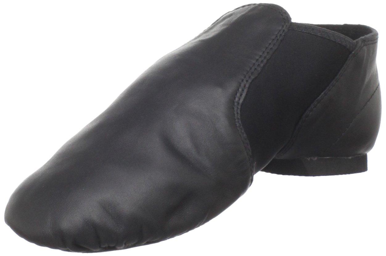 Dance Class Women's GB101 Spandex Gore Jazz Shoe,Black,10 M US