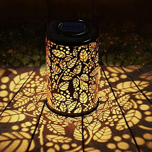 Litake Solar Lantern Lights Outdoor