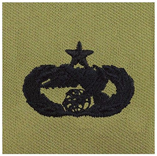 Vanguard AIR Force Embroidered Badge: Transportation: Senior - ABU