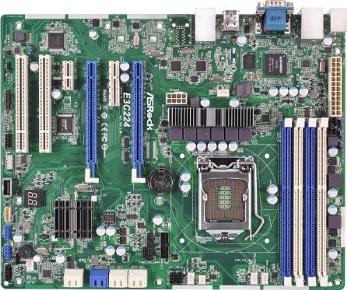 1066 Atx Motherboard - ASRock Motherboard ATX DDR3 1066 LGA 1150 E3C224
