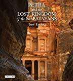 Front cover for the book Petra and the Lost Kingdom of the Nabataeans by Jane Taylor
