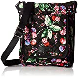Vera Bradley Iconic Rfid Mini Hipster-Signature, Winter Berry