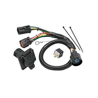 Tekonsha 118247 7-Way Tow Harness Wiring Package: Automotive