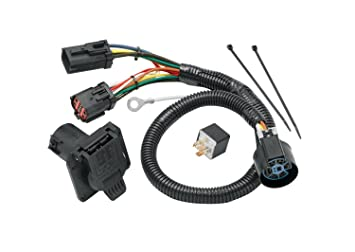 Ford F150 2004 7way Replacement Oem Tow Package Wiring Harness ... Oem Wiring Harness Connectors Splice Pack on