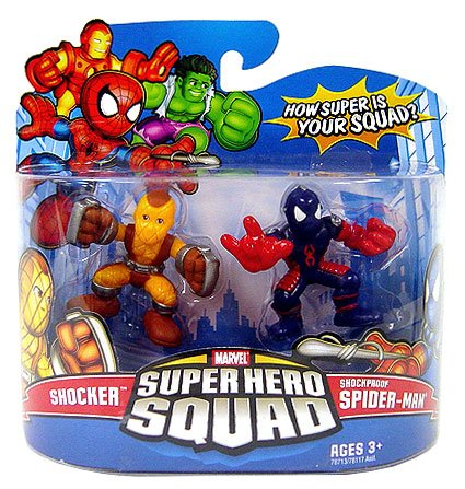 Hasbro Marvel Superhero Squad Series 11 Mini 3 Inch Figur...